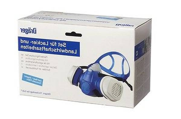 Maschera Protettiva Respiratoria Dräger 5e578aec8753d